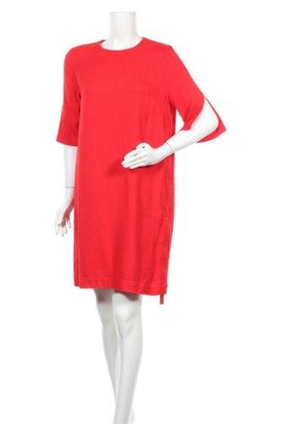 Šaty  Holzweiler, Velikost S, Barva Červená, Viskóza, Cena  441,00Kč