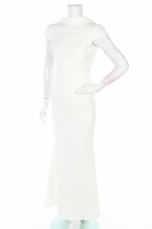 Рокля Jarlo, Размер XS, Цвят Бял, 97% полиестер, 3% еластан, Цена 95,60лв.