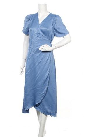 Φόρεμα Just Female, Μέγεθος L, Χρώμα Μπλέ, Βισκόζη, Τιμή 40,34€