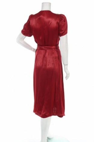 Φόρεμα Just Female, Μέγεθος S, Χρώμα Κόκκινο, Βισκόζη, Τιμή 65,33€