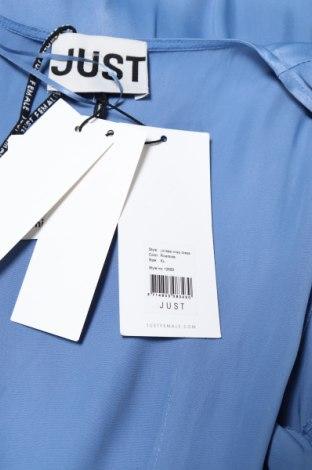 Φόρεμα Just Female, Μέγεθος XL, Χρώμα Μπλέ, Βισκόζη, Τιμή 73,07€