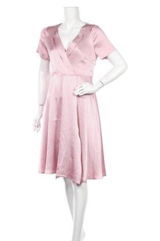 Φόρεμα Love Copenhagen, Μέγεθος S, Χρώμα Ρόζ , Πολυεστέρας, Τιμή 24,23€