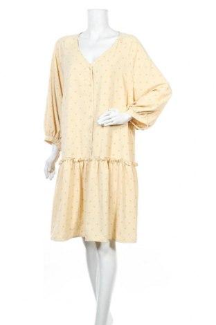 Φόρεμα Love Copenhagen, Μέγεθος L, Χρώμα Εκρού, Πολυεστέρας, Τιμή 18,76€