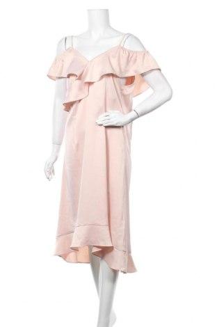 Φόρεμα Love Copenhagen, Μέγεθος M, Χρώμα Ρόζ , Πολυεστέρας, Τιμή 28,72€