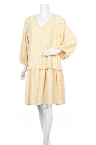 Φόρεμα Love Copenhagen, Μέγεθος L, Χρώμα Εκρού, Πολυεστέρας, Τιμή 19,48€