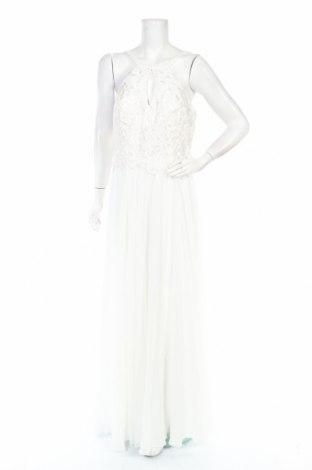 Рокля Luxuar Limited, Размер XL, Цвят Бял, Полиестер, Цена 89,10лв.