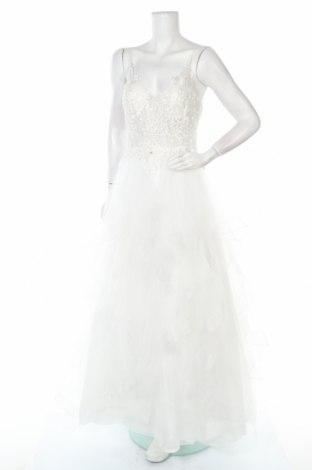Рокля Luxuar Limited, Размер M, Цвят Бял, Цена 107,60лв.