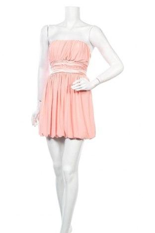 Φόρεμα Madonna, Μέγεθος M, Χρώμα Πορτοκαλί, 95% πολυεστέρας, 5% ελαστάνη, Τιμή 4,56€