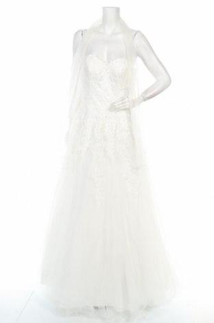 Рокля Magic Bride, Размер L, Цвят Бял, 100% полиестер, Цена 213,95лв.