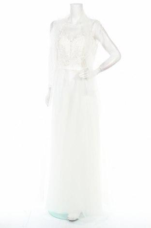 Рокля Magic Bride, Размер L, Цвят Бял, 100% полиестер, Цена 175,05лв.