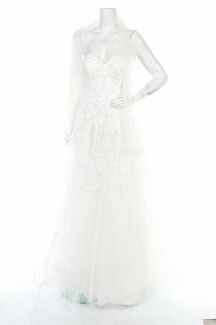 Рокля Magic Bride, Размер L, Цвят Бял, 100% полиестер, Цена 166,05лв.