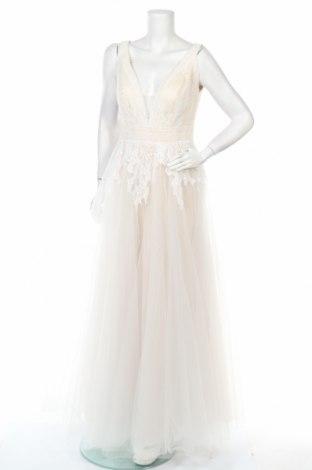 Рокля Magic Bride, Размер L, Цвят Екрю, Полиестер, Цена 115,60лв.