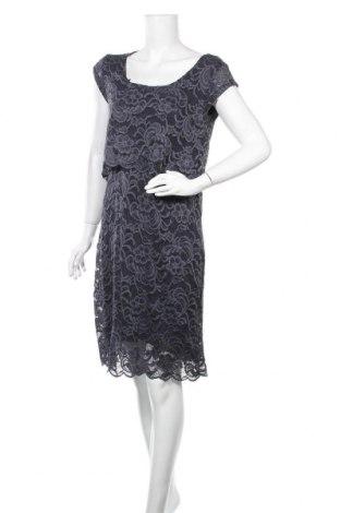 Φόρεμα Mamalicious, Μέγεθος L, Χρώμα Μπλέ, 55% βαμβάκι, 20% πολυεστέρας, 20% πολυαμίδη, 5% ελαστάνη, Τιμή 16,37€