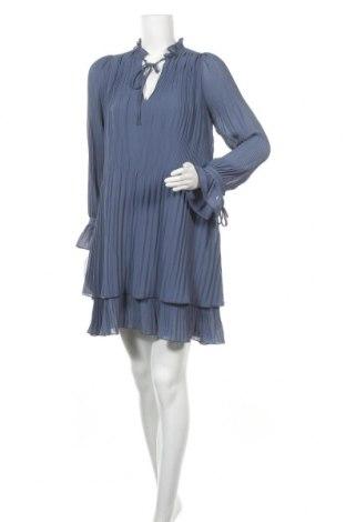 Φόρεμα Mbym, Μέγεθος XS, Χρώμα Μπλέ, Πολυεστέρας, Τιμή 27,23€