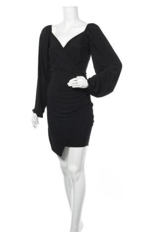 Φόρεμα Missguided, Μέγεθος S, Χρώμα Μαύρο, 95% πολυεστέρας, 5% ελαστάνη, Τιμή 12,86€