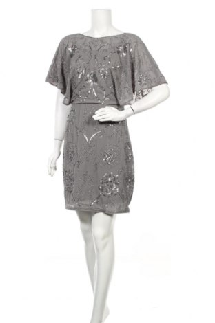 Φόρεμα Molly Bracken, Μέγεθος M, Χρώμα Γκρί, Πολυεστέρας, Τιμή 15,30€
