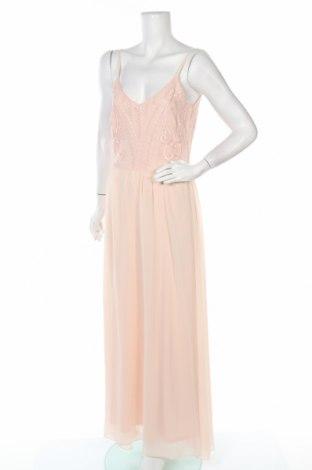 Φόρεμα Molly Bracken, Μέγεθος S, Χρώμα Ρόζ , Πολυεστέρας, Τιμή 24,54€
