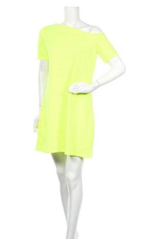 Рокля Na-Kd, Размер M, Цвят Зелен, Полиестер, Цена 39,00лв.