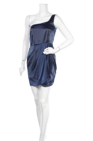 Φόρεμα New Look, Μέγεθος M, Χρώμα Μπλέ, 97% πολυεστέρας, 3% ελαστάνη, Τιμή 4,39€