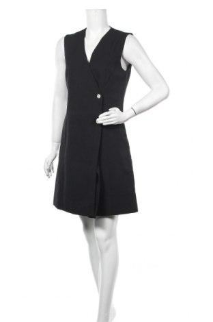 Φόρεμα Pieces, Μέγεθος M, Χρώμα Μαύρο, 88% πολυεστέρας, 12% ελαστάνη, Τιμή 27,83€