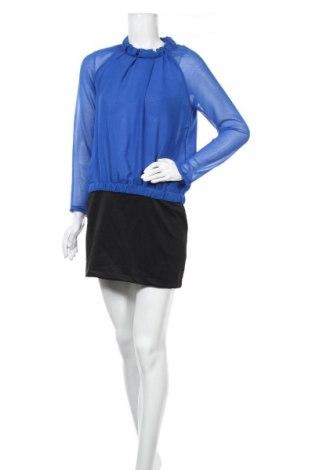 Φόρεμα Please, Μέγεθος S, Χρώμα Μπλέ, Πολυεστέρας, ελαστάνη, Τιμή 8,20€