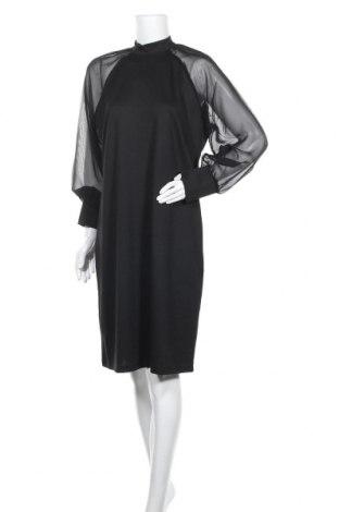 Φόρεμα Soya Concept, Μέγεθος XL, Χρώμα Μαύρο, 58% πολυεστέρας, 25% βισκόζη, 13% πολυεστέρας, 4% ελαστάνη, Τιμή 17,51€