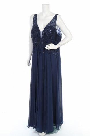 Φόρεμα Swing, Μέγεθος XXL, Χρώμα Μπλέ, Πολυεστέρας, Τιμή 39,20€