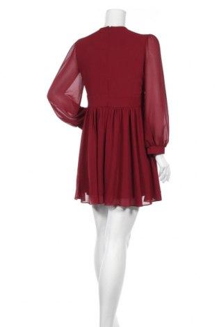 Рокля TFNC London, Размер L, Цвят Червен, 100% полиестер, Цена 104,25лв.