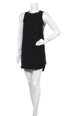 Φόρεμα Top Secret, Μέγεθος S, Χρώμα Μαύρο, Πολυεστέρας, δερματίνη, Τιμή 10,52€