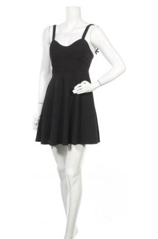 Рокля Tout Feu Tout Femme, Размер S, Цвят Черен, 90% полиестер, 10% еластан, Цена 24,57лв.