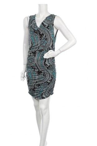 Рокля Tout Feu Tout Femme, Размер M, Цвят Многоцветен, 95% вискоза, 5% еластан, Цена 18,43лв.