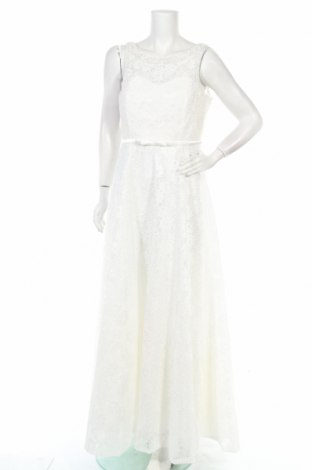 Рокля Troyden, Размер XL, Цвят Бял, Полиестер, Цена 166,05лв.