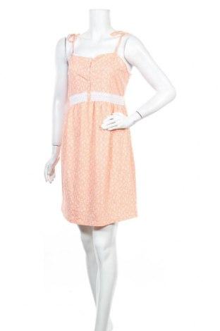Рокля Twintip, Размер XL, Цвят Оранжев, 100% памук, Цена 36,75лв.