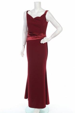 Рокля Wal G, Размер XL, Цвят Червен, 95% полиестер, 5% еластан, Цена 37,62лв.