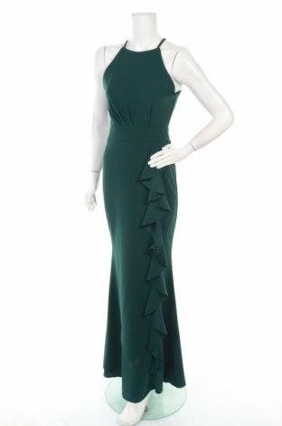 Φόρεμα Wal G, Μέγεθος M, Χρώμα Πράσινο, 95% πολυεστέρας, 5% ελαστάνη, Τιμή 17,86€