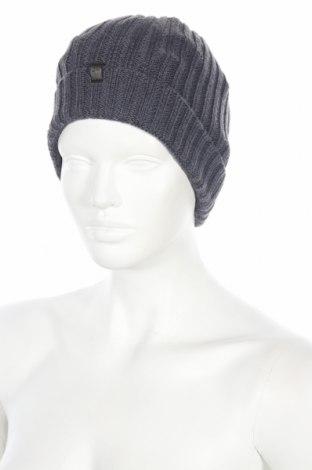 Καπέλο, Χρώμα Μπλέ, 50% πολυεστέρας, 20% πολυαμίδη, 20%ακρυλικό, 10% μερινό, Τιμή 4,54€