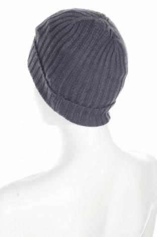 Καπέλο, Χρώμα Μπλέ, 50% πολυεστέρας, 20% πολυαμίδη, 20%ακρυλικό, 10% μερινό, Τιμή 8,51€
