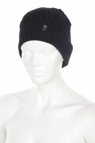 Čepice , Barva Černá, 50% polyester, 20% polyamide, 20%acryl, 10% merino , Cena  132,00Kč