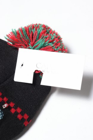 Καπέλο Capelli, Χρώμα Μαύρο, 86% πολυακρυλικό, 13% πολυαμίδη, 1% ελαστάνη, Τιμή 7,92€