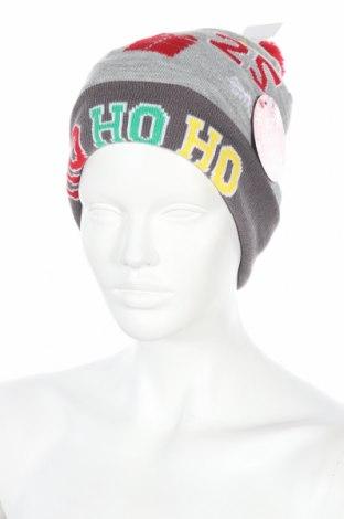Καπέλο Capelli, Χρώμα Γκρί, 86% πολυακρυλικό, 13% πολυαμίδη, 1% ελαστάνη, Τιμή 6,27€