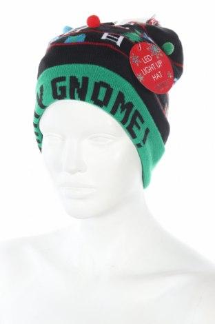 Καπέλο Capelli, Χρώμα Μαύρο, 86%ακρυλικό, 13% πολυαμίδη, 1% ελαστάνη, Τιμή 6,27€