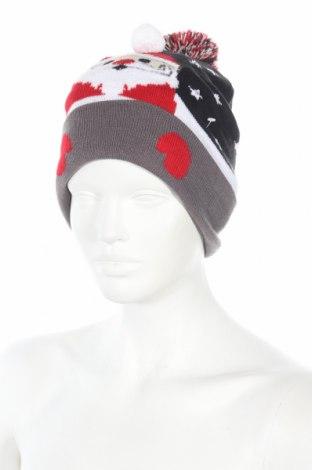 Καπέλο Capelli, Χρώμα Πολύχρωμο, 86% πολυακρυλικό, 13% πολυαμίδη, 1% ελαστάνη, Τιμή 5,68€