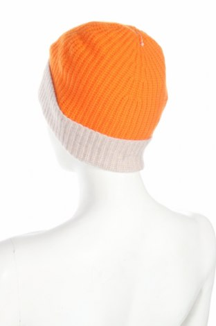 Čepice  Christian Berg, Barva Oranžová, Vlna, Cena  370,00Kč
