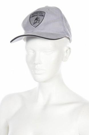 Καπέλο Lamborghini, Χρώμα Γκρί, Βαμβάκι, Τιμή 27,02€