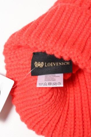 Čepice  Loevenich, Barva Oranžová, Akryl , Cena  377,00Kč