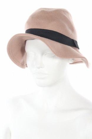 Καπέλο Pieces, Χρώμα  Μπέζ, Τιμή 6,43€