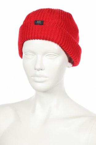 Καπέλο Q/S by S.Oliver, Χρώμα Κόκκινο, 52% πολυεστέρας, 48% πολυακρυλικό, Τιμή 10,52€