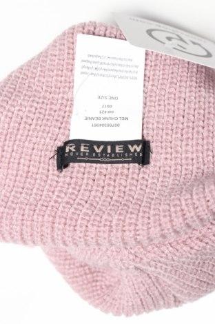 Čepice  Review, Barva Růžová, Akryl , Cena  283,00Kč