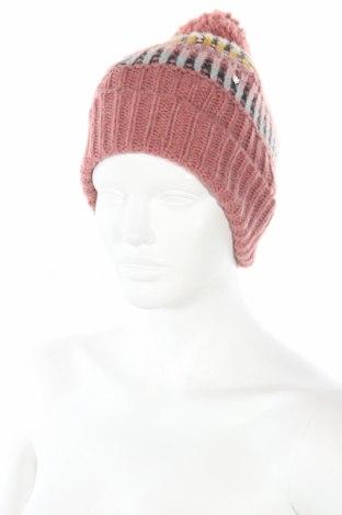 Καπέλο Review, Χρώμα Ρόζ , 85%ακρυλικό, 6% πολυαμίδη, 5% μαλλί από αλπακά, Τιμή 5,77€