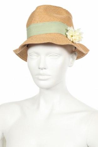 Καπέλο S.Oliver, Χρώμα  Μπέζ, Άλλα υφάσματα, Τιμή 8,41€
